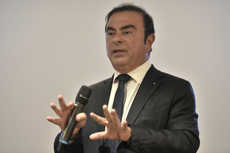 Japan court hands down jail time for US duo over Ghosn escape