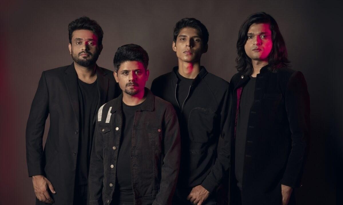 Auj releases new single 'Nawazish' from upcoming album