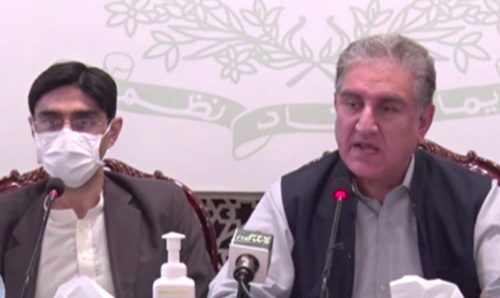 Qureshi urges Afghanistan to maintain engagement with Pakistan