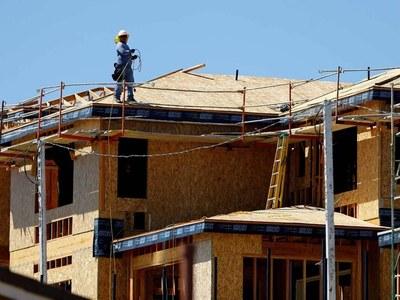 New US homebuilding jumps sharply in June
