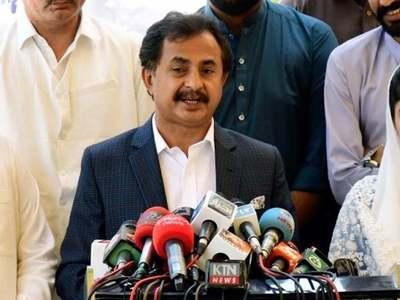 Sindh CM, PPP leaders patronizing land grabbers, says Haleem