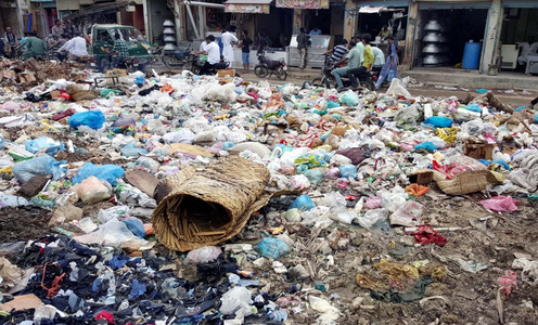 Murtaza Wahab for taking care of cleanliness in Karachi