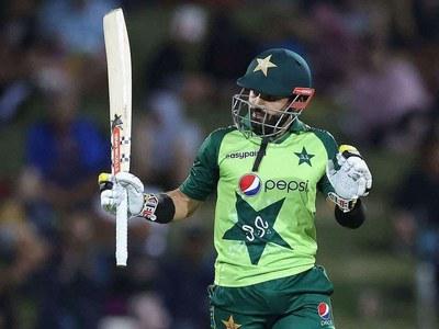 Rizwan attains career-best T20 ranking after England tour