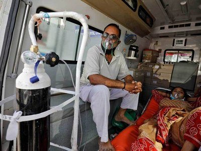India denies millions have died from Covid-19