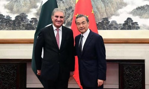 FM Qureshi to leave for China to 'further strengthen' partnership