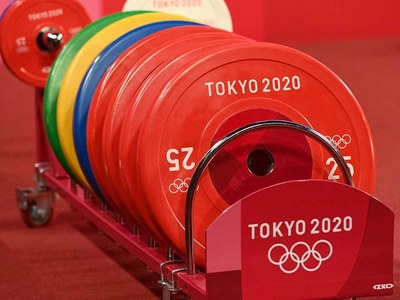 China poised to bag first Tokyo gold