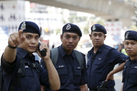 Crypto crackdown: Malaysian police steamroll bitcoin machines