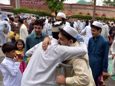 Karachiites celebrate Eidul Azha with religious zeal