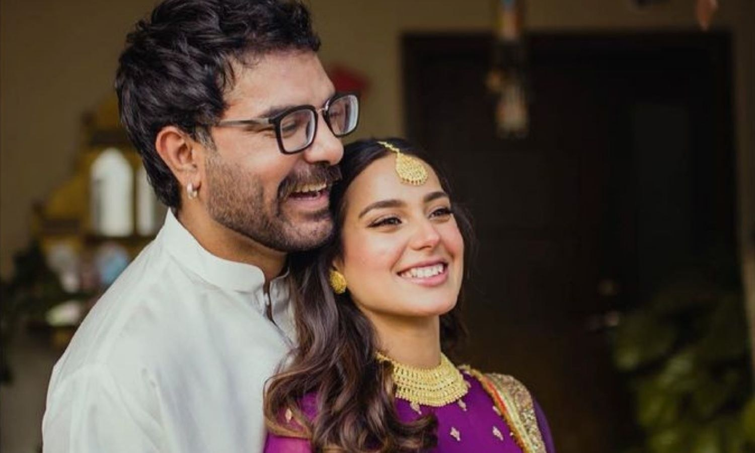 It's a boy for Iqra Aziz and Yasir Hussain