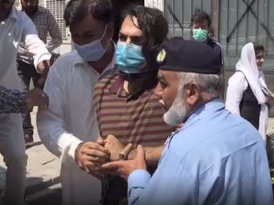 Islamabad court extends Zahir Jaffer's physical remand