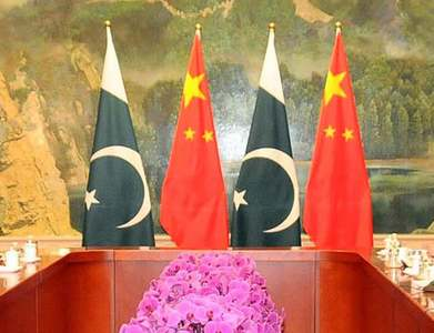 China, Pakistan pledge to complete CPEC on time