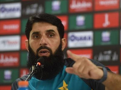 Misbah optimistic of Team Pakistan to perform better in series against West Indies