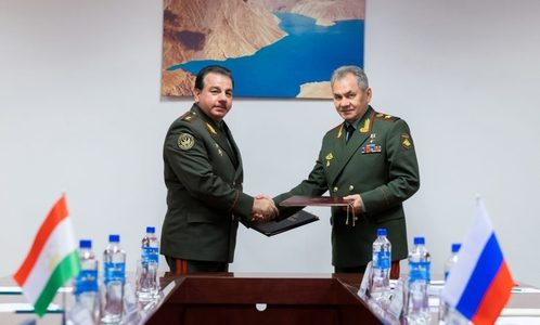 Russian, Tajik defence ministers discuss response to Afghan conflict risks