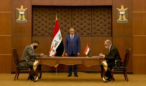 Iraq, Lebanon sign deal to swap fuel oil for medical services