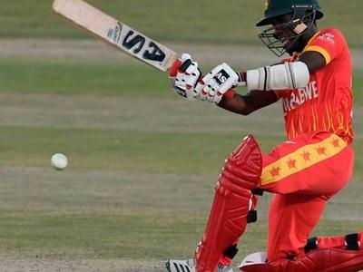 Madhevere leads run rush as Zimbabwe hit 193 in T20 decider