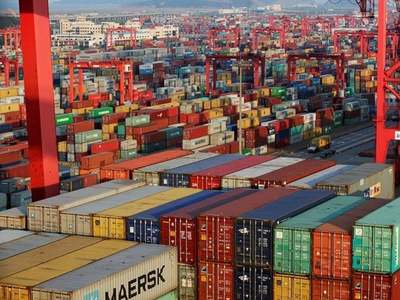 Services trade deficit declines by 43pc in FY21