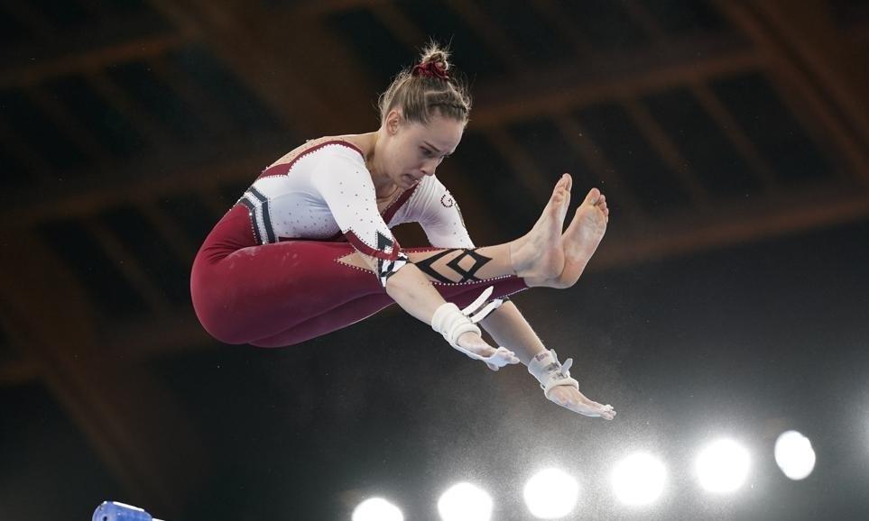 Germany's gymnastics team, tired of sexualisation, wears unitard