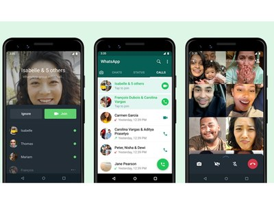 WhatsApp rolls out 'joinable calls' feature