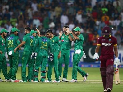 West Indies, Pakistan re-arrange four-match T20 series