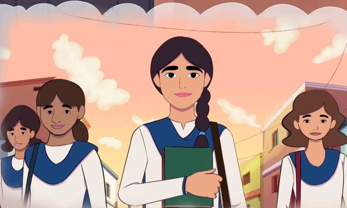 SOC Films releases new animated film on how young women can defend themselves