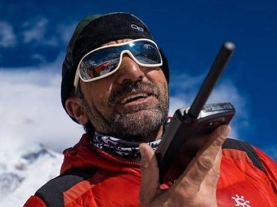 Sherpas find two bodies on K2, one of them of Ali Sadpara