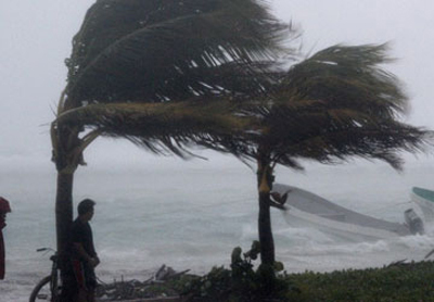 Tropical storm nears Japan, disrupting Tokyo Olympics