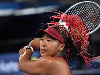 Japan tennis star Osaka crashes out of Tokyo Olympics