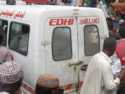 Five killed, 25 injured in bus accident