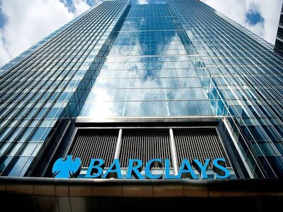 Barclays bank first-half profit surges to £3.8bn