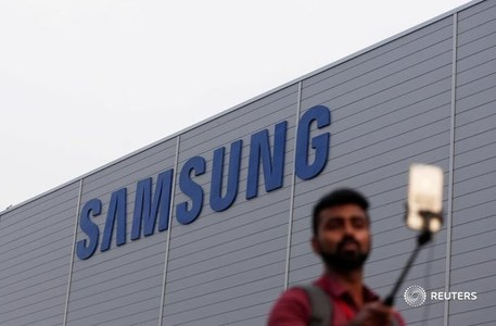 Samsung reports surge in profit on pandemic-led demand for chips