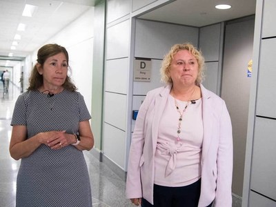 Karen Baker, the Pentagon survivor who told the stories of 9/11 victims