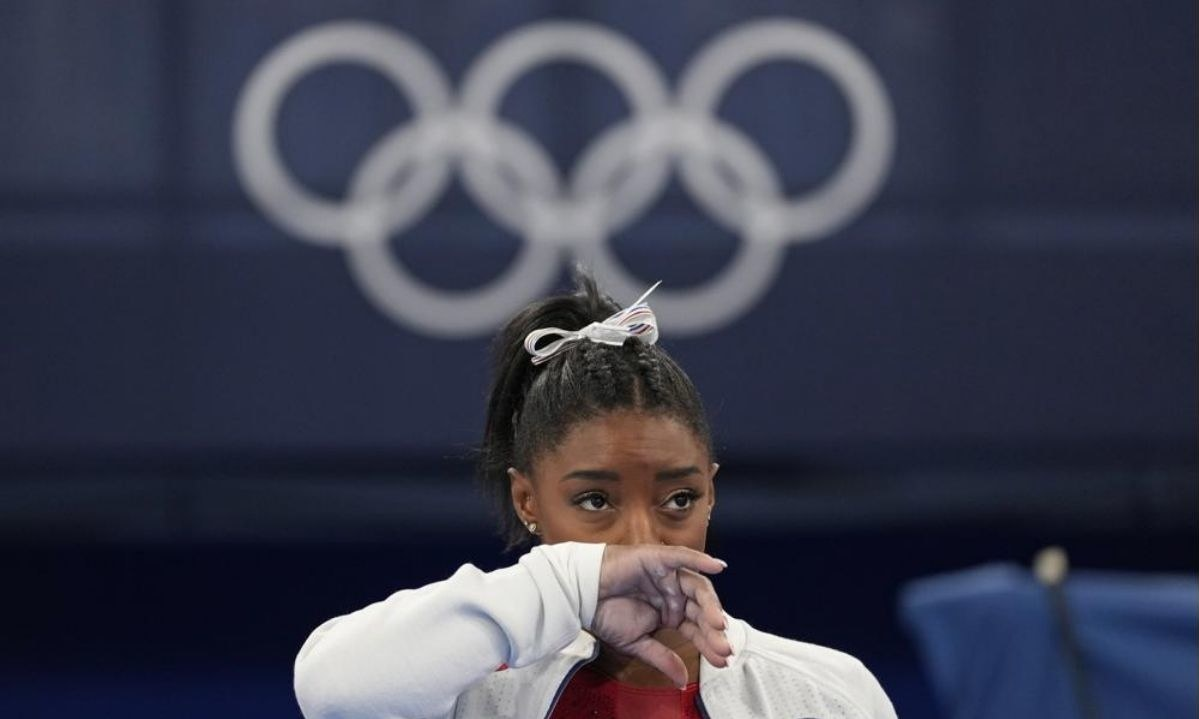 'OK not to be OK': Mental health takes top role at Olympics