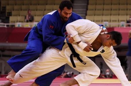 Pakistani judoka Shah Hussain crashes out of Tokyo Olympics 2020