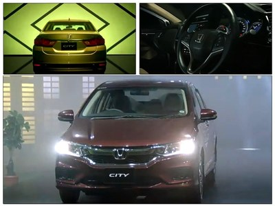 Honda City's 6th generation officially launched in Pakistan with price starting from Rs2.599 million