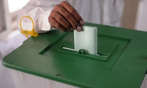 PP-38 by-election in Sialkot: FAFEN observes serious violation of laws