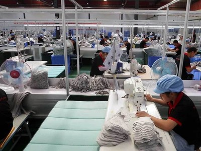 China factory activity slows in July, hit by extreme weather