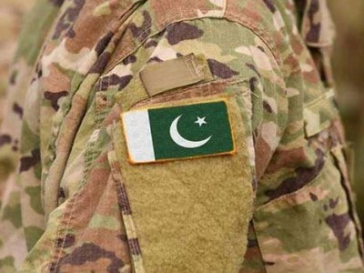 Pak Army stages Medal Parade in DR Congo