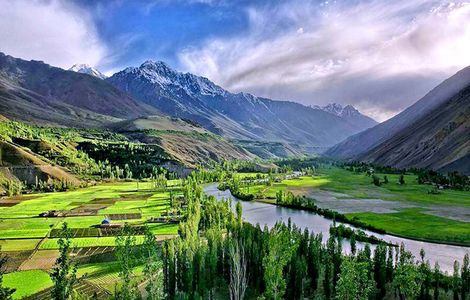 Close to 700,000 tourists have visited Gilgit Baltistan since Eid-ul-Fitr: GB minister
