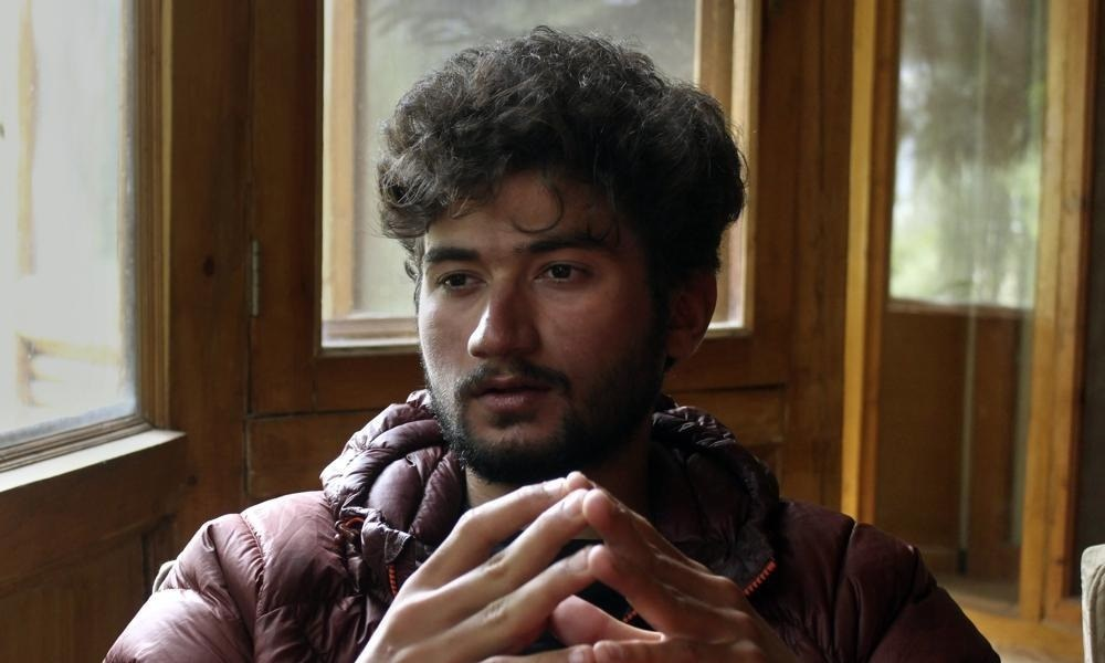A 'sense of achievement' for young Shehroze Kashif, who summited K2