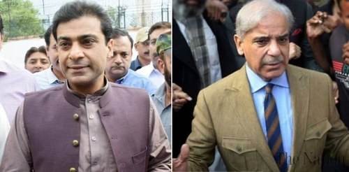 Lahore court extends bails of Shehbaz and Hamza till August 16 in sugar scam case