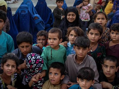 US to take in thousands of more Afghan refugees