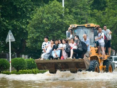 Death toll from floods in China rises to 302