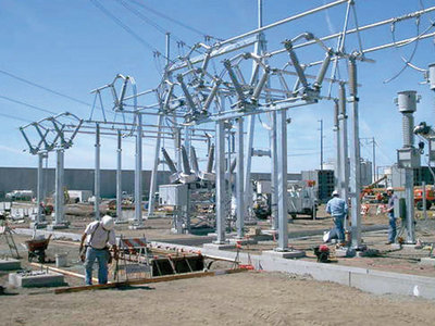 All-time high power generation