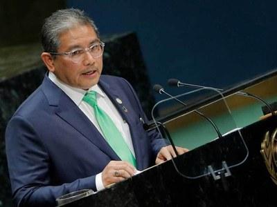 ASEAN appoints Brunei's Erywan Yusof as envoy to Myanmar