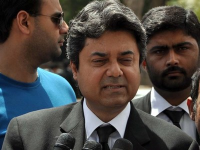 Consular access to Jadhav: Farogh says if we didn't pass ICJ Bill India would seek contempt proceedings