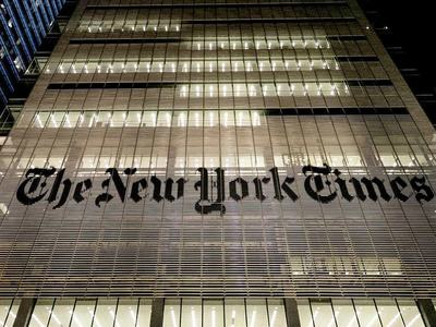 NYT reaches 8m subscribers, profits up