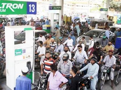 Petrol demand growing 'naturally'