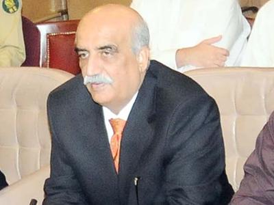 Khurshid Shah moves SC against SHC's bail decision