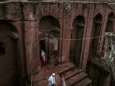 Tigray rebels take control of UNESCO site Lalibela