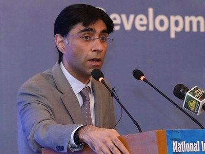 Never 'complained' about Biden not calling PM Imran: NSA Moeed Yusuf